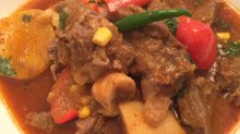 Mexican Beef Curry By Sehar Syed