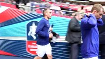 Man United 2-1 Everton Tunnel Cam : Anthony Martial taken for drugs test after win