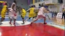 Αυτοκαλάθι - Άρης - Κηφισιά  -Own Basket by Jermaine Marshall at Aris - Kifisia  23-04-2016 HD