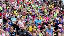 London Marathon 2016 live results and best pictures as thousands of runners hit the streets of the capital