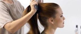 Hair Tutorial - The Sleek Ponytail