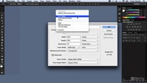 Difference Photoshop Mac and Windows - Basic Photoshop Tutorial Step By Step For Beginner Part 2