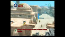 LEGO Star Wars II The Original Trilogy - Episode IV A New Hope, Chapter 3 (Gamecube) Gameplay