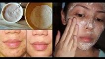 Científicos descubren, un milagro mascarilla quitas las piel llena de arrugas, manchas y espinillas.