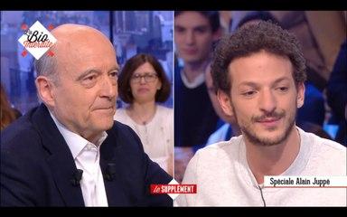 La bio interdite : Alain Juppé - Le Supplément du 24/04 - CANAL+