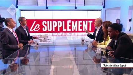 Alain Juppé réagit à l'urgence des banlieues - Le Supplément du 24/04 - CANAL+