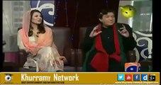 Khabar Naak Promo - Reham Khan with Imran Khan Dummy