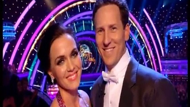 Strictly Come Dancing 2012 - Victoria Pendleton and Brendan Cole