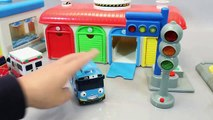 Learn Colors Tayo The Little Bus English, Learn Numbers Tayo The Little Bus Bus Friends Toys