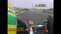Suzuka 1989 - Ayrton Senna - Onboard
