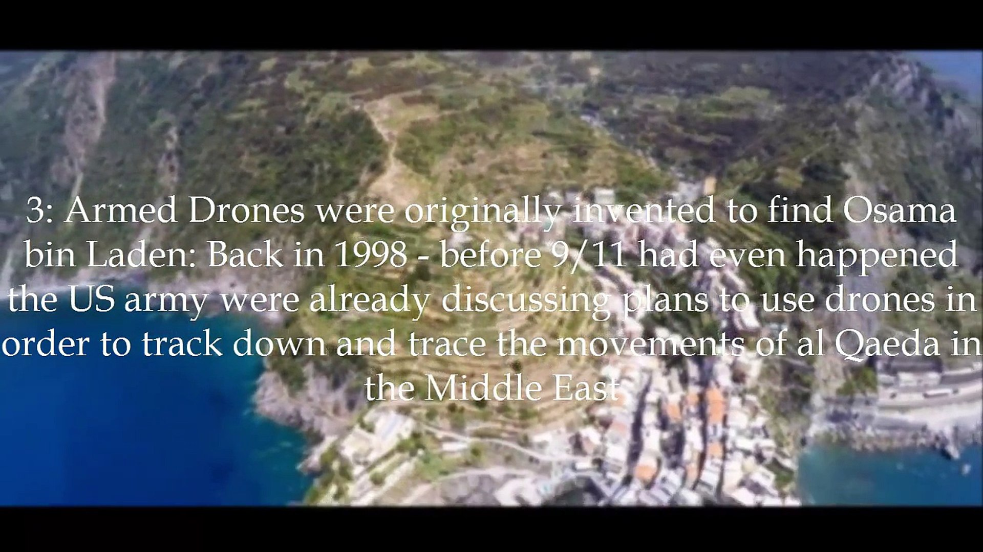 Top 5 Amazing Things_Facts You Didn't Knew About Drones  - Latest Technology