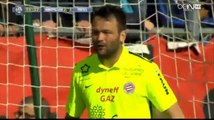 Martin GOAL 3 : 1  Montpellier vs Troyes 24/April/2016