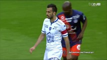 Saunier M. (Own goal) HD - Montpellier 2-1 Troyes - 24-04-2016