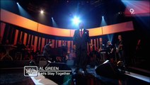 Al Green - Let's Stay Together (Live Jools Holland 2008)