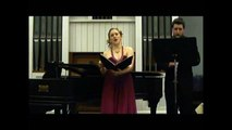 """Ariel"", Poppies in July, Poppies in October - Ned Rorem - Susannah Thornton - Matthew Casazza"