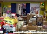 Fenómenos climáticos azotan Uruguay; provocan graves daños