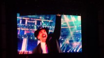 WWE Monday Night Raw 04/04/2016 Dallas Texas Intro Opening Live