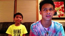 QUESTION AND ANSWER WITH COUSIN | Miguel August