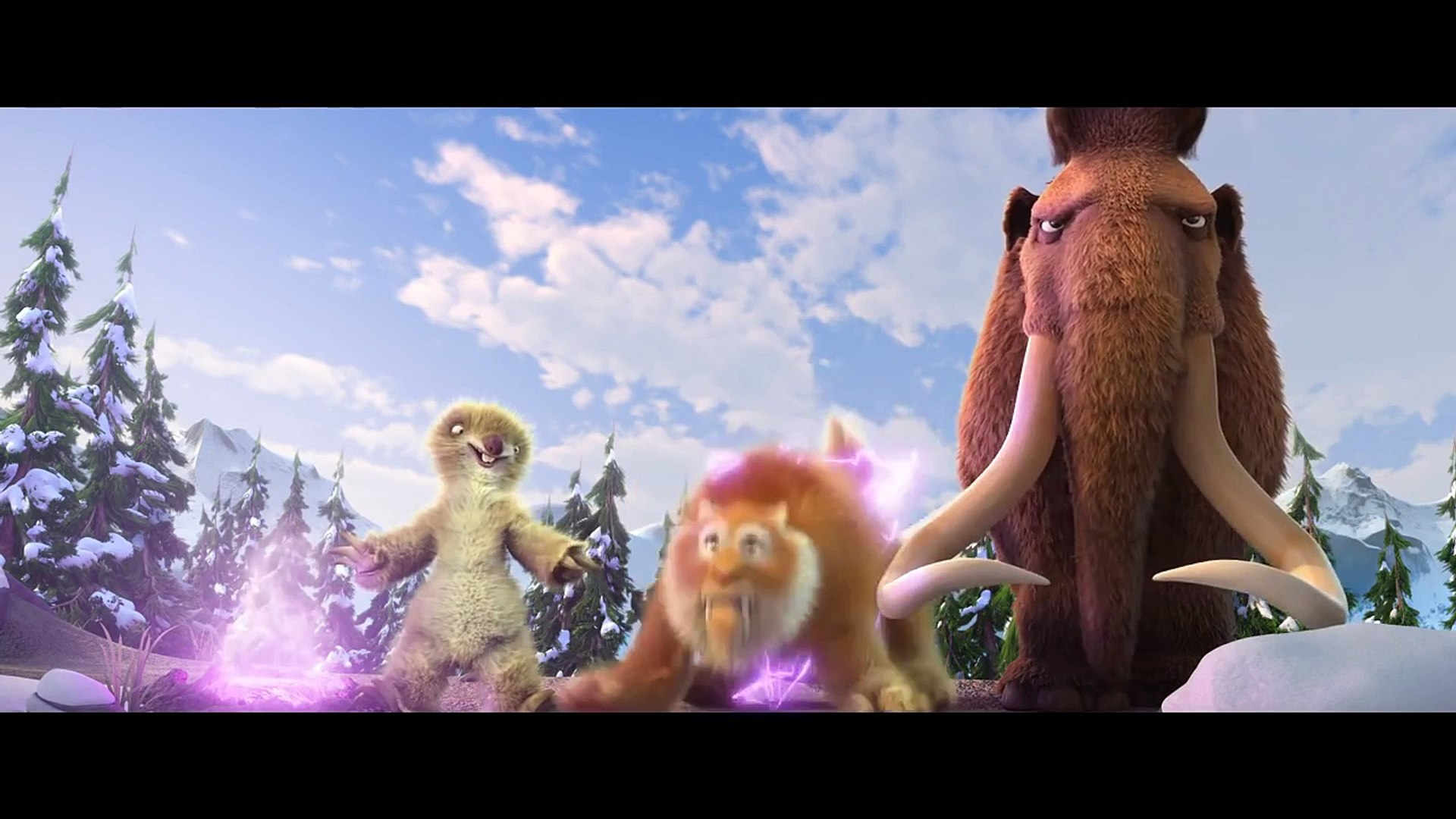 Ice Age Collision Course Official International Trailer 1 (2016) - Ray Romano Animated Movie HD new