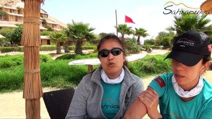 Le journal vidéo de la premiere journée Sahraouiya 2016 ( First Day)