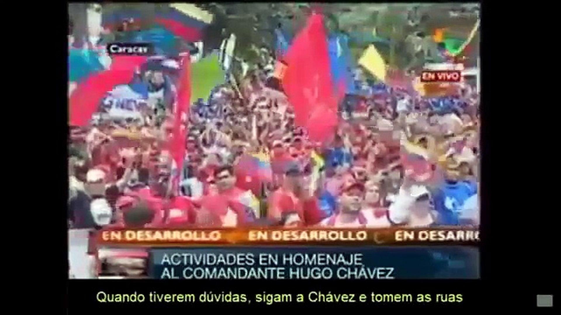 Bolivia e Venezuela ameaçam invadir o Brasil.PODEM VIR COMUNISTAS DE MERDA