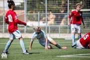 D2 féminine - OM 2-0 Le Puy : le but de Barbara Bouchet (47e)