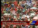 Arias Cárdenas formalizó candidatura a la gobernación de Zulia