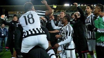 Fiorentina 1-2 Juventus