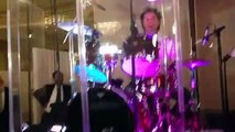 Amazing Drum Solo By Matt Hill live,