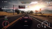 Need For Speed Rivals ( PS4) Gameplay | NFS Rivals Short Gameplay