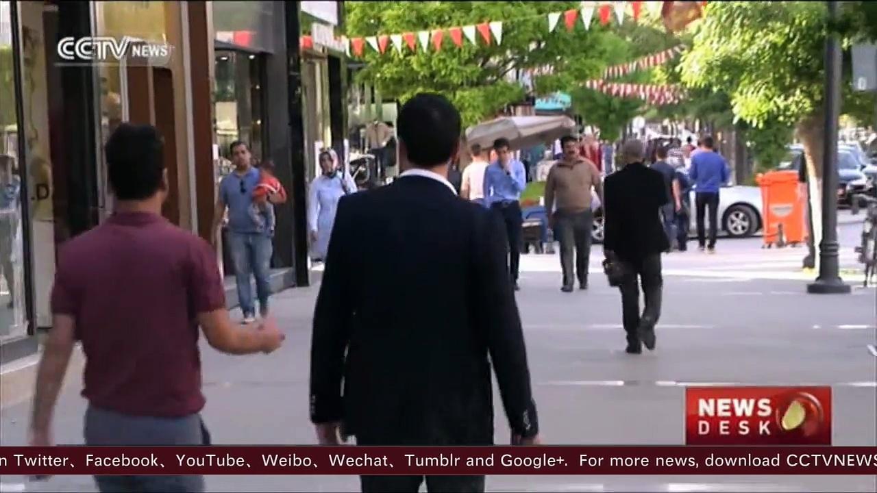 Turkeys Gaziantep accommodating Syrian refugees
