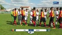 Dimanche 24 avril 2016 - RC Lens / FC Sochaux - 1/2 finale Coupe Gambardella-Crédit Agricole
