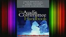 READ Ebooks FREE  The Audit Committee Handbook Full Free