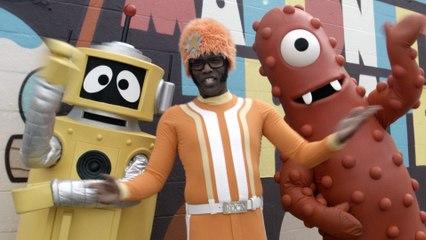 Moogfest .: DJ Lance Rock & Yo Gabba Gabba!