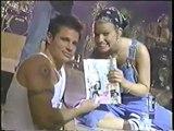 Nick Lachey & Jessica Simpson Disney News Clip