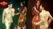 Prince Kicks Kim Kardashian Off Stage   Hollywood Asia