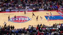 Kyrie Irving Says _bye-bye_ to Detroit _ Cavaliers vs Pistons _ Game 4 _ 2016 NBA Playoffs