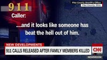 Pike County Ohio family murders 911 calls released Ohio family murders 2016