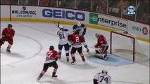 TJ Oshie goal 22 Jan 2013 St. Louis Blues vs Chicago Blackhawks NHL Hockey