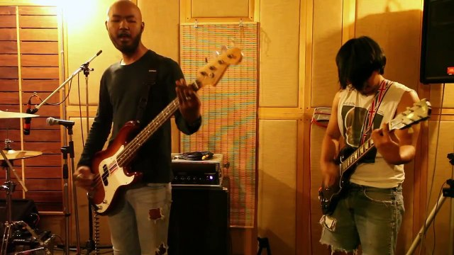 The Ginkz -  เอกรักจอย  (STUDIO LIVE SESSION)