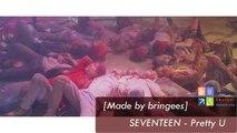 """[Thaisub/Kareoke] SEVENTEEN – """"Pretty U"""" M/V"""