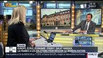 """Frédéric Salat-Baroux parle de son livre """"La France Est la solution"""" - 25/04"""