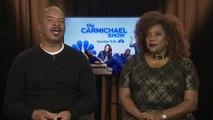 """IR Interview: David Alan Grier & Loretta Devine For """"The Carmichael Show"""" [NBC]"""