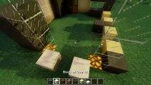 minecraft modern tree house tutorial