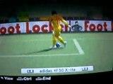 Gol de letra  Messi (PES 2007)