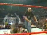 WWE-The ROCK vs. HHH WWF - Backlash 2000 - Stone Cold Return