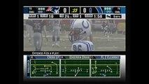 Colts vs. Patriots - AFC Simulation - Madden NFL 2004 (Playstation 2)