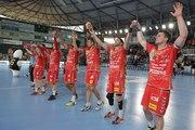 EHF Cup  1/4 de finale aller SRVHB/Chambéry