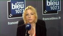 Florence Portelli, invitée politique de France Bleu 107.1