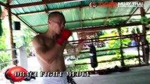 Mook: Tiger Muay Thai guest training highlight reel, Phuket, Thailand